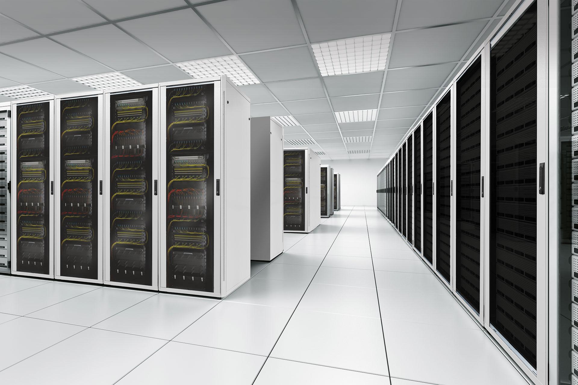 I rack cabinet più sicuri, funzionali e certificati.